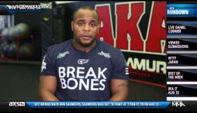 Video - Inside MMA: Daniel Cormier Sounds Off on Jon Jones