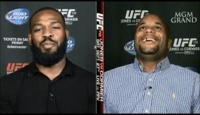 Video - Jon Jones, Daniel Cormier ESPN Off-Air Exchange