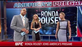 Video - Ronda Rousey Talks Expendables 3, Jones-Cormier