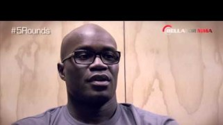 Video – Bellator MMA: 5 Rounds with Cheick Kongo
