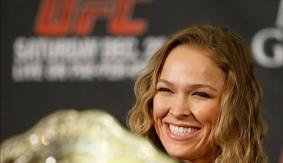 Watch LIVE Fri @ 3:15a ET - UFC Q&A with Ronda Rousey