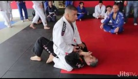 Video – JitsTV: Finish Armbar from Mount w/Wagnney Fabiano