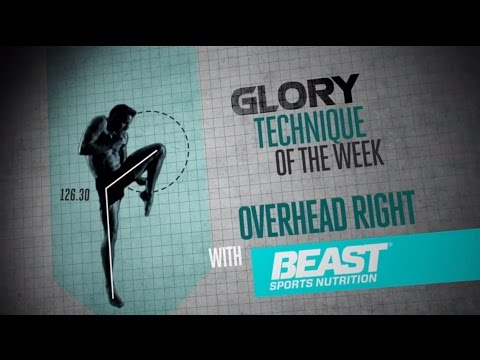 Video – GLORY Technique of the Week: Overhand Right