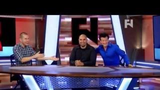 FN Video: Anthony Johnson vs. Alistair Overeem on Newsmakers