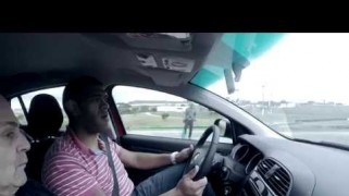 Video – UFC Fight Night 51: Driving School with 'Bigfoot'