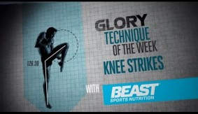 Video – GLORY Technique of the Week: How to Throw Knees