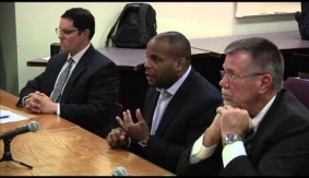 Video - Jon Jones, Daniel Cormier Appear at NSAC Hearing