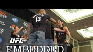 Video – UFC 178 Embedded: Vlog Series Episode 5