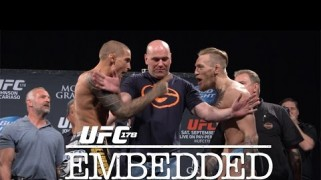 Video – UFC 178 Embedded: Vlog Series Episode 6