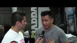 Video – Cung Le Speaks on TRT Before HGH Suspension