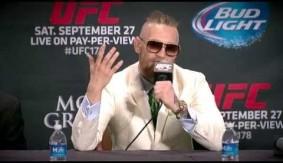 Video - UFC 179: Conor McGregor's Checklist