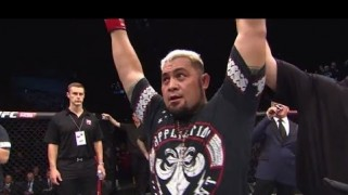 Video – UFC 180 Free Fight: Mark Hunt vs. Roy Nelson