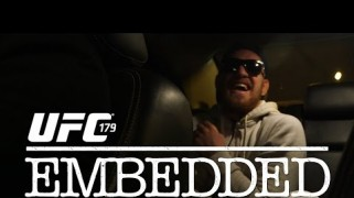 Video – UFC 179 Embedded: Vlog Series Episode 3