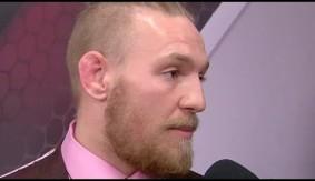 Video - UFC 179: Conor McGregor Talks Featherweight Title