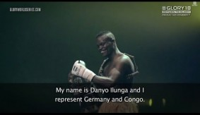 Video – GLORY 18: Danyo Ilunga Pre-Fight Interview