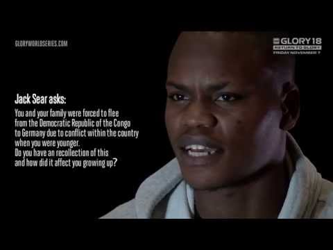 Video – GLORY 18: Fan Sourced Q&A with Danyo Ilunga