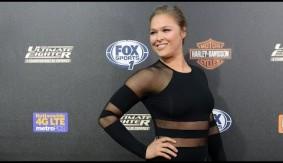 Video - Ronda Rousey Talks Cat Zingano Challenge