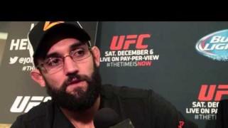 Videos – Ariel Helwani UFC 181 Pre-Fight Interviews
