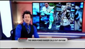 FN Video: WSOF 17, CM Punk vs. Green Ranger on Newsmakers