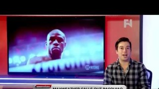 FN Video: Mayweather Targets Pacquiao & More in Boxing News