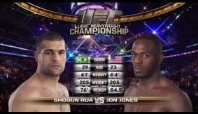 Video - UFC 182 Free Fight: Jon Jones vs. Shogun Rua