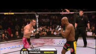 Video – UFC 183 Free Fight: Anderson Silva vs. Rich Franklin