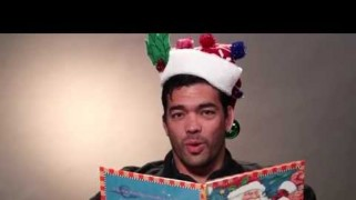 Video – 'Twas the Night Before Christmas: UFC Style