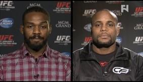 FN Video: UFC 182: Jon Jones and Daniel Cormier - Interview