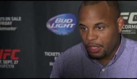 Video - UFC 182: Mic Check with Daniel Cormier