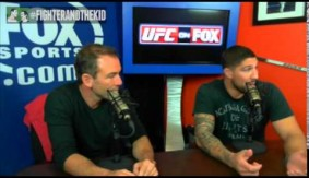 Video - The Fighter & The Kid: Jon Jones GOAT?