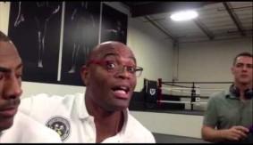 Video - UFC 183: Anderson Silva on Jon Jones