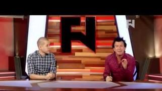 FN Video: 5 Rounds: Robin Black Talks Condit Exposing Diaz