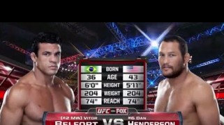 Video – UFC 184 Free Fight: Vitor Belfort vs. Dan Henderson
