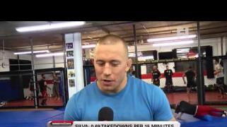 FN Video: Fight News Now – GSP, Firas Zahabi Predict UFC 183
