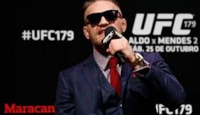 Watch LIVE Fri @ 5p ET - UFC 183: Q&A with Conor McGregor