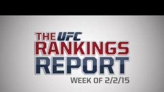 Video – UFC Rankings Report: Week of Feb. 2