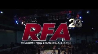 Video Highlights & Results – RFA 23 LIVE on Fight Network
