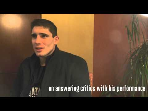 Video – GLORY 19: Rico Verhoeven Post-Fight Interview