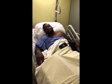 Video – GLORY 19: Errol Zimmerman Hospital Fan Message