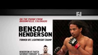 FN Video: UFC Broomfield: Benson Henderson Talks Thatch