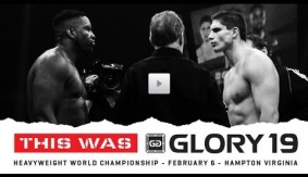 Video – This Was GLORY 19: Behind the Scenes in Virginia