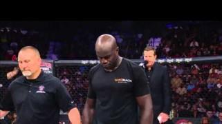 Video – Bellator MMA: Foundations with Cheick Kongo