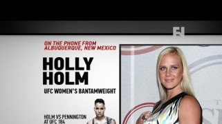 "FN Video: UFC 184: Holly Holm – ""Make The Most of It"""
