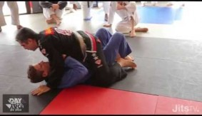 Video – JitsTV: Cesar Rezek: BJJ Attack Options from Mount