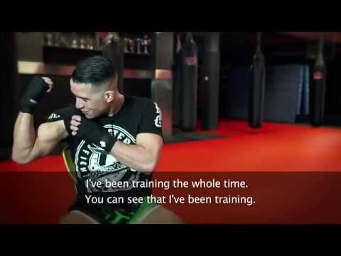 Video – GLORY 20: Mosab Amrani Pre-Fight Interview
