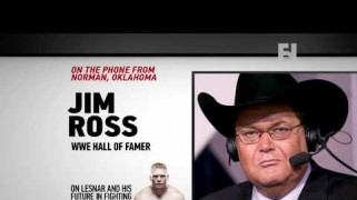FN Video: Jim Ross Talks Brock Lesnar's Return to MMA
