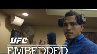 Video – UFC 185 Embedded: Vlog Episode 1