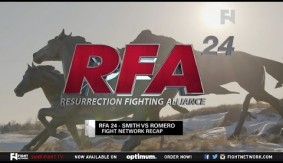 FN Video: RFA 24: Smith vs. Romero Recap
