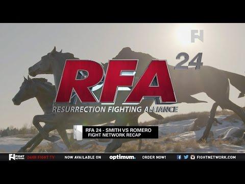 FN Video: RFA 24: Smith vs. Romero Recap
