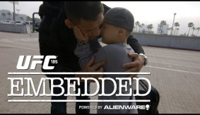 Video – UFC 185 Embedded: Vlog Episode 2